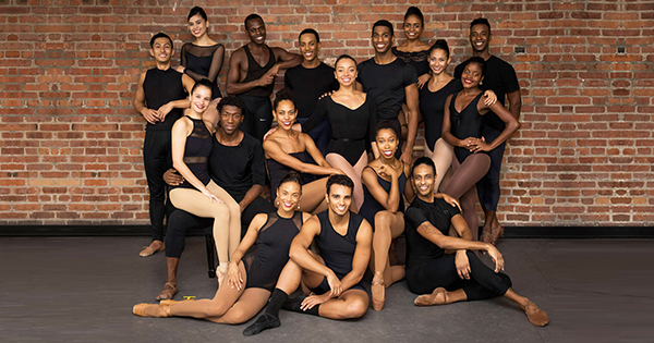 Students at Black-owned dance theater