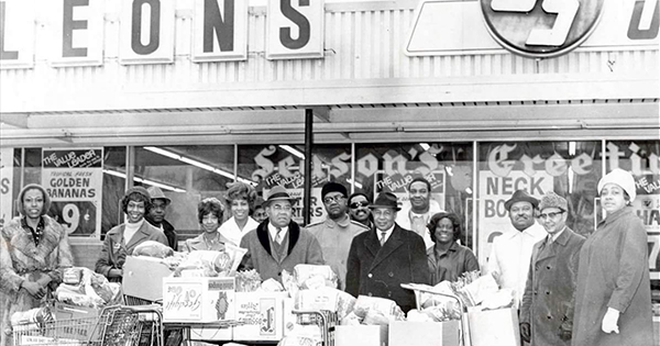 Leon's Thriftway, Black-owned grocery store