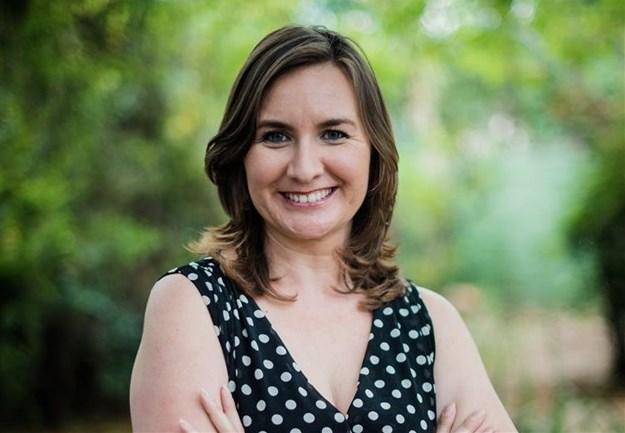 Nadine Hocter, founder of Sheer Bliss