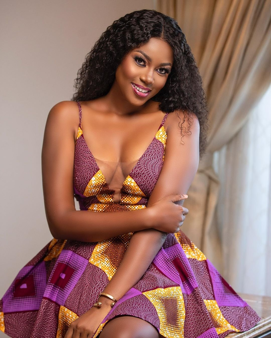 She has featured in over 100 movies, Meet Yvonne Nelson. | Wundef.com